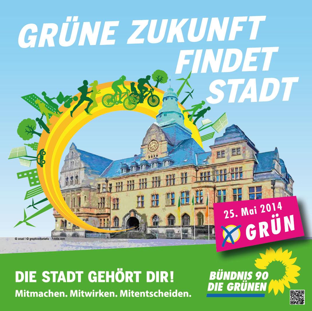 Wahlprogramm 2014 Recklinghausen