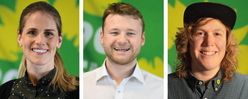 Vorstand der Grünen 2020