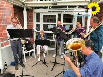 Blasmusik für ältere Menschen