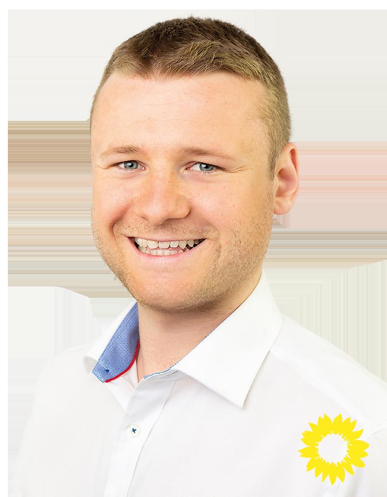 Bürgermeisterkandidat Thorben Terwort Kommunalwahl 2020 Recklinghausen
