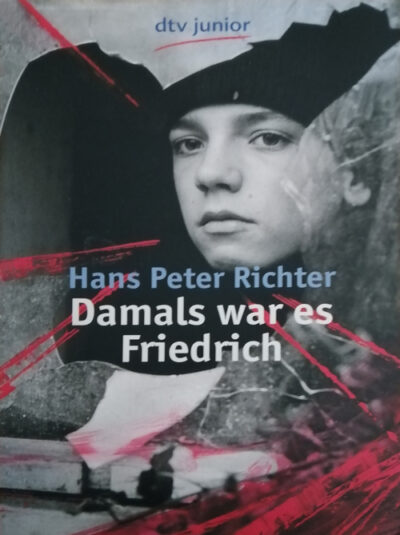 """Buchtitel von """"Damals war es Friedrich"""""""